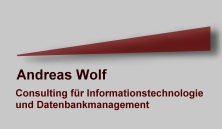 Andreas Wolf Consulting